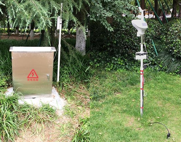Taizhou intelligent irrigation project