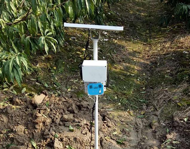 Yuyao farm intelligent irrigation project