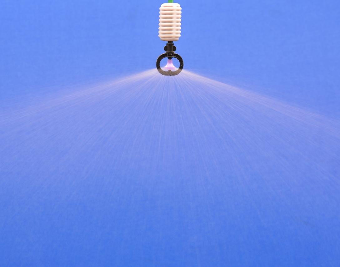 Inverted micro spray series