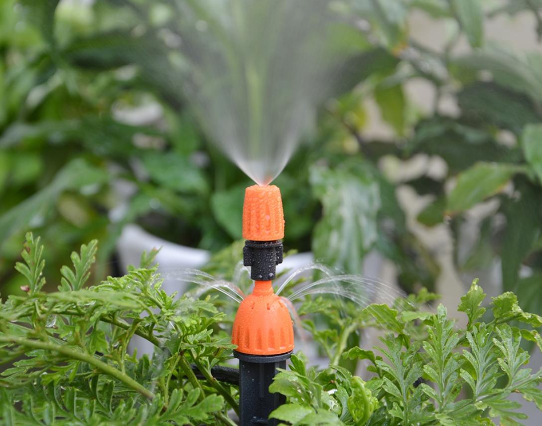 Ground plug micro spray series