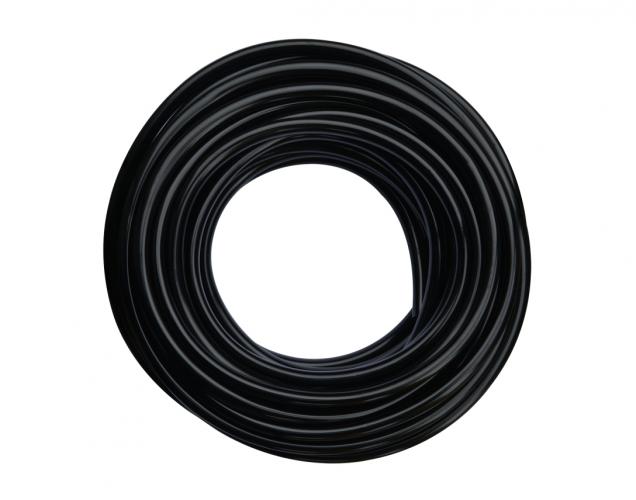 9x12 black hair tube