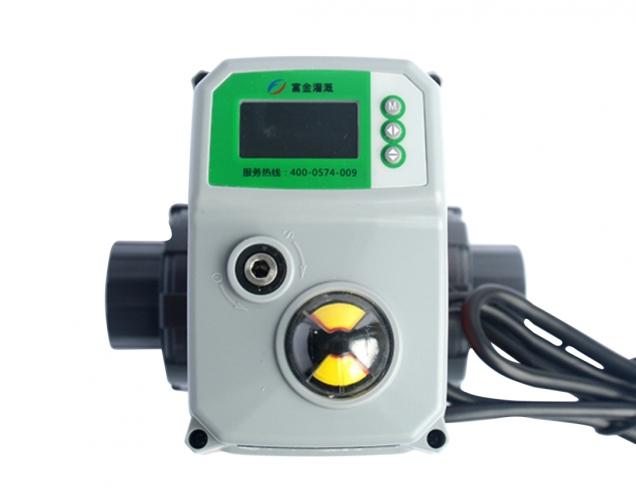 Automatic pressure regulating valve