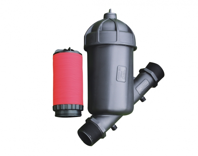 1.5, 2, 2.5-inch stack filter