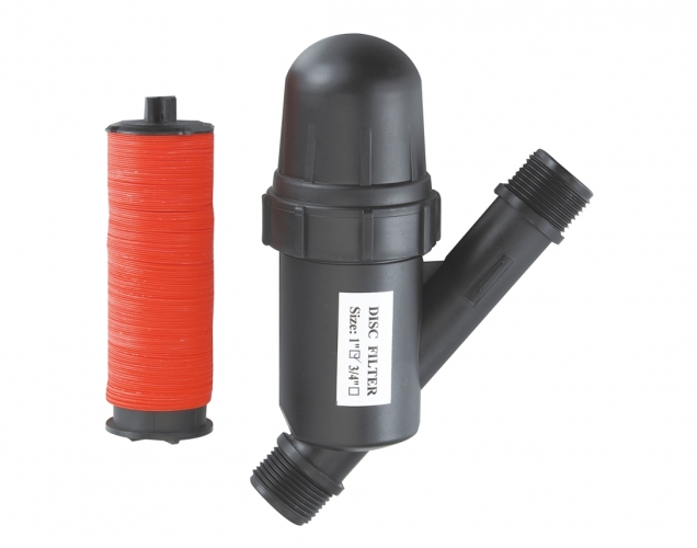 3 / 4, 1-inch stack filter