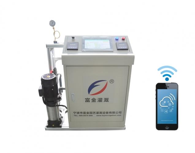 Water fertilizer integrated machine