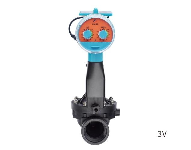 Solar Dual dial code solenoid valve controller